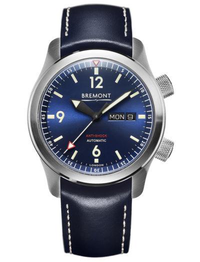 Bremont U-2 Blue U-2-BL