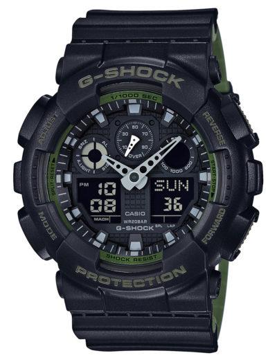 G-Shock GA-100 Series X 8 GA100L-1A