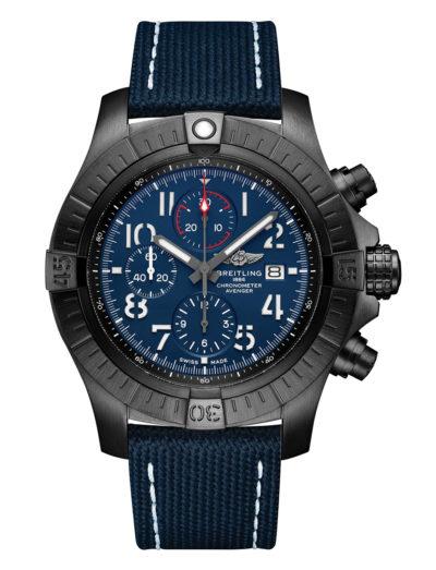 Breitling Super Avenger Chronograph 48 Night Mission V13375101C1X1