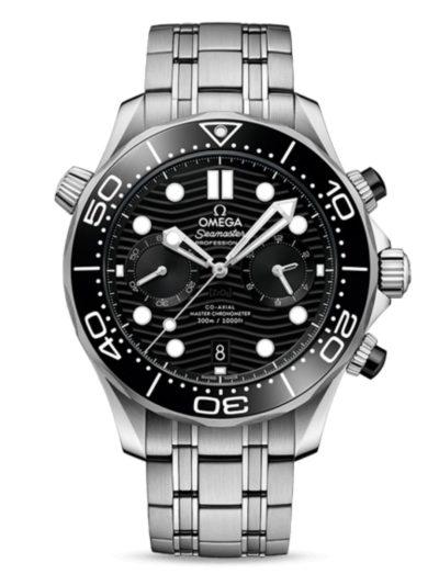 Omega Seamaster Diver 300M Co-Axial Master Chronometer Chronograph 210.30.44.51.01.001