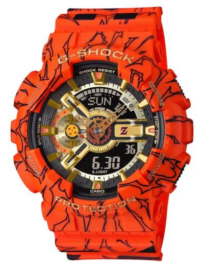 Casio G-Shock Dragonball Z Son Goku GA110JDB-1A4