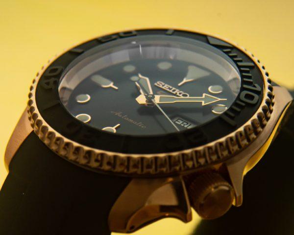 Seiko SRPD watch modifications